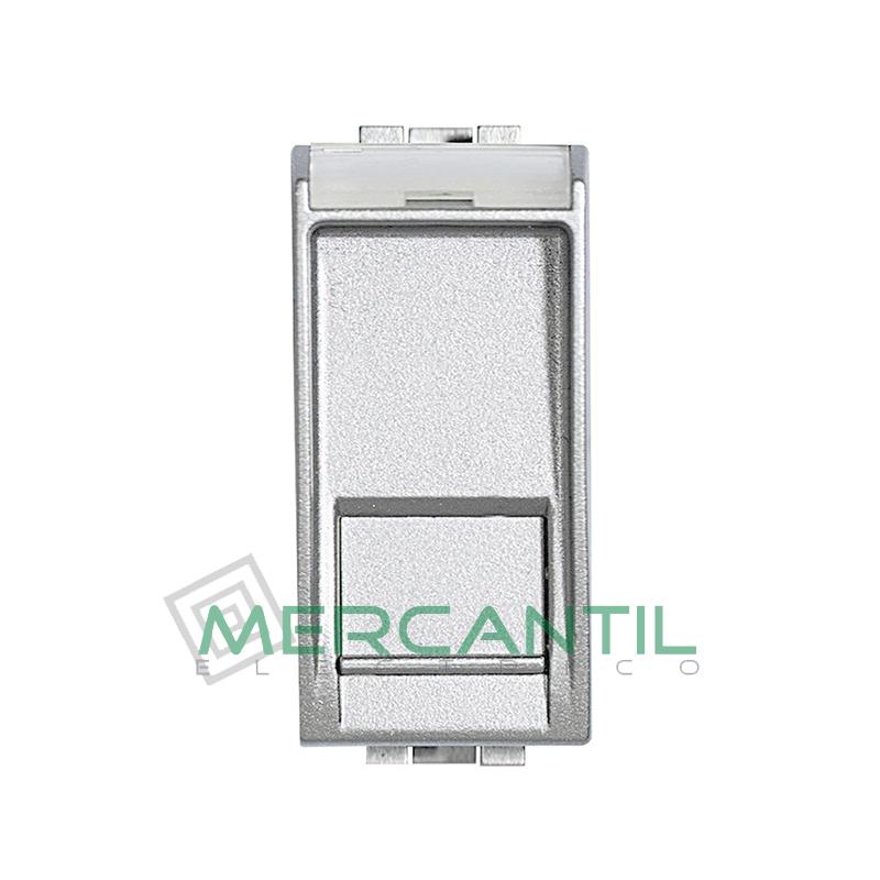 Base RJ45 STP Categoria 6 1 Modulo Living Light BTICINO Tech