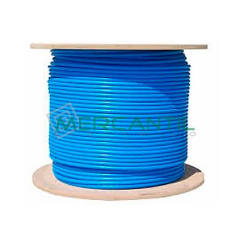 Cable U/FTP Categoria 6A LSZH EXCEL - Bobina 500 metros
