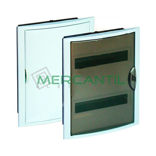 Caja Distribución Empotrar hasta 28 Elementos 320x420x75 SOLERA