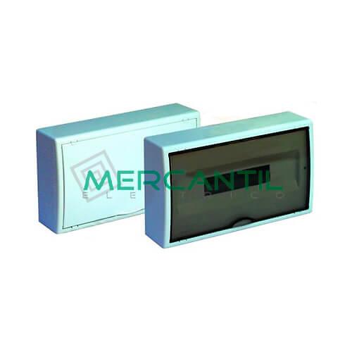 Caja Distribución Superficie hasta 18 Elementos 407x247x104 SOLERA