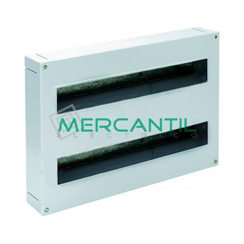 Caja Distribución Superficie hasta 38 Elementos 410x270x68 SOLERA
