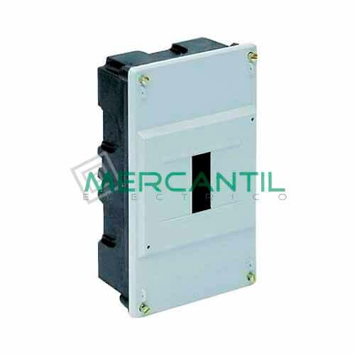 Caja ICP Empotrar de 1 a 4 Elementos 40A 115x188x55 SOLERA