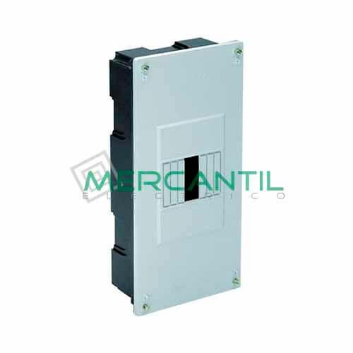Caja ICP Empotrar de 1 a 4 Elementos 63A 125x270x68 SOLERA