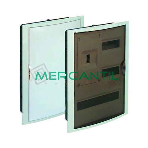 Caja ICP Empotrar de 1 a 4 Elementos 63A y Distribución hasta 30 Elementos 360x528x86 SOLERA