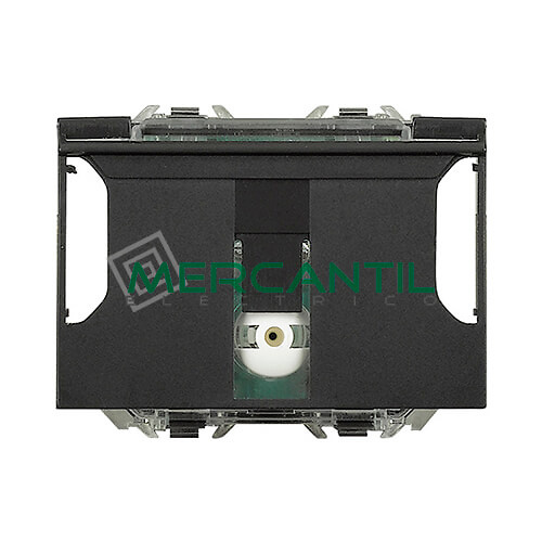 Interruptor de Tarjeta RFID 2 Modulos Axolute BTICINO