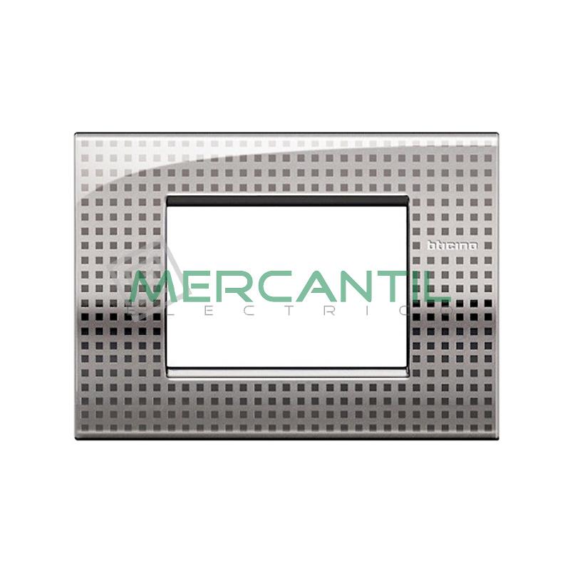 Marco Cuadrado Rectangular Living Light Air BTICINO - Color Net