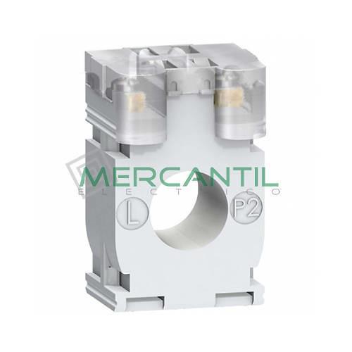 Transformador de Intensidad TI Tropicalizado (Gama CC) SCHNEIDER Ref: METSECT5CC004