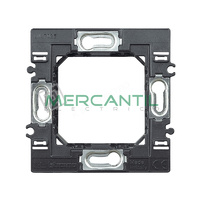 Soporte para Placas Air 2 Modulos Living Light Air BTICINO
