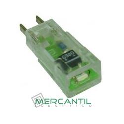 LED Sustitución para Mecanismos Luminosos de las Series MEC 21 / Serie 48 LOGUS 90 EFAPEL