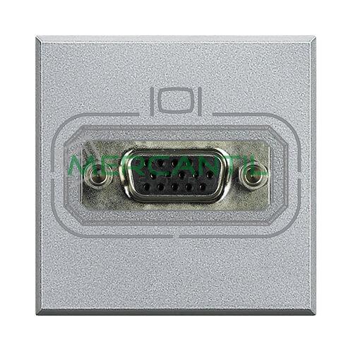 Base VGA HD15 2 Modulos Axolute BTICINO Tech