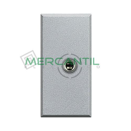 Base Jack 3.5mm 1 Modulo Axolute BTICINO Tech