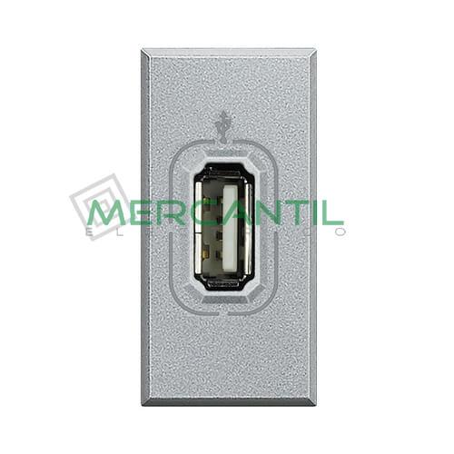Base USB para Datos 1 Modulo Axolute BTICINO Tech