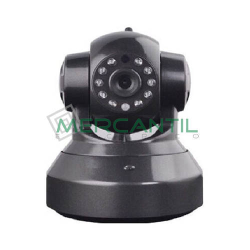 Camara IP WIFI HD PTZ UNIVERS Negro