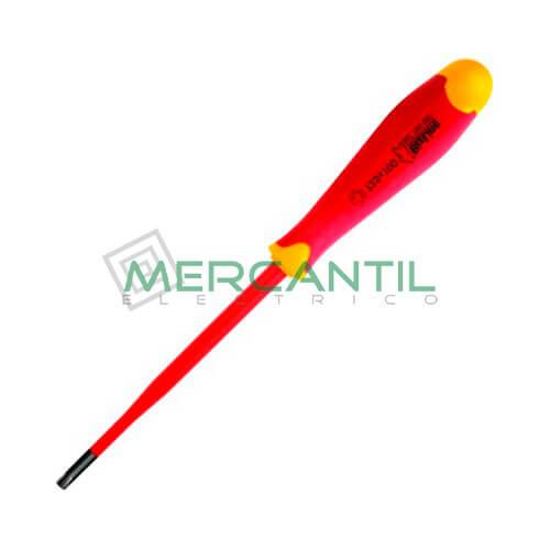 Destornillador I-Slim Aislado 1000V BIZLINE - Punta Torx 4.5 125 Torx 25