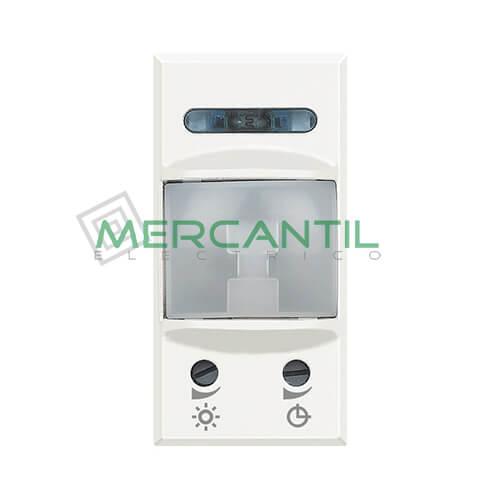 Detector de Movimiento por Infrarrojos Pasivos 1 Modulo Axolute BTICINO Blanco