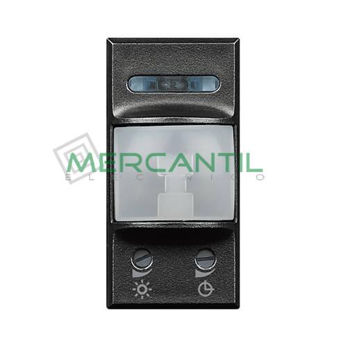 Detector de Movimiento por Infrarrojos Pasivos 1 Modulo Axolute BTICINO Antracita