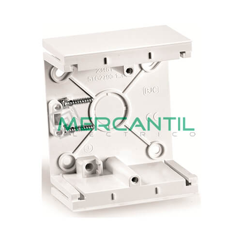 Caja Modular de Ampliacion BJC VIVA Blanco Polar 86x86x43