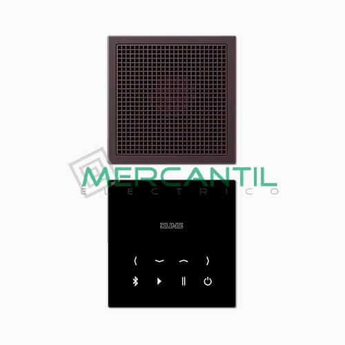 Kit Mono Bluetooth Connect con Display LS990 JUNG Dark