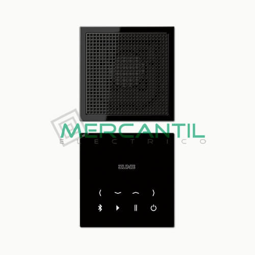 Kit Mono Bluetooth Connect con Display LS990 JUNG Negro