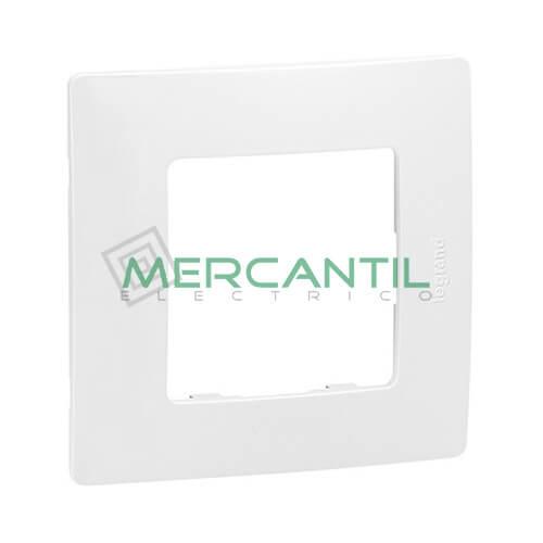 Marco Embellecedor Niloe LEGRAND - Color Blanco 1 Elemento Blanco