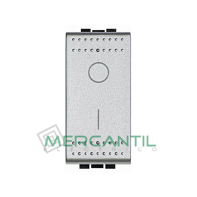 Interruptor Bipolar 1 Modulo Living Light BTICINO Tech