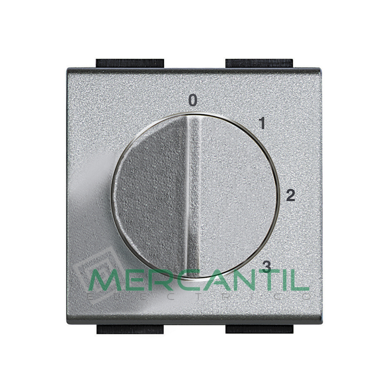 Selector Conmutador Rotativo 1 Via Living Light BTICINO Tech