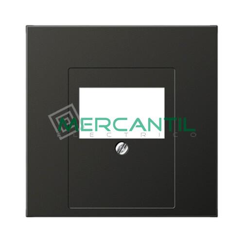Placa para USB/KNX LS990 JUNG Antracita