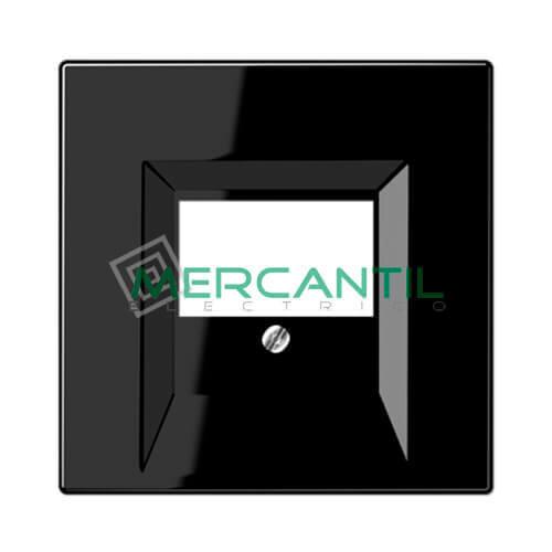 Placa para USB/KNX LS990 JUNG Negro