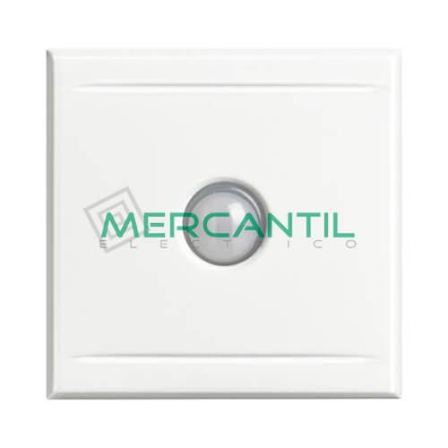 Conmutador con Sensor IR Energy Saving Axolute BTICINO Blanco