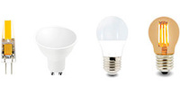 Lámparas y bombillas LED