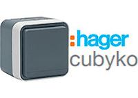 Mecanismos Cubyko HAGER