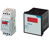 Voltímetros/Amperímetros/Frecuencímetros