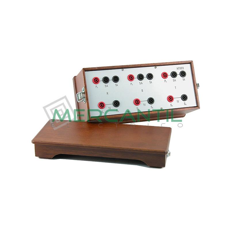Accesorio para la Medida de Transformadores 1A/5A HT903 HT INSTRUMENTS