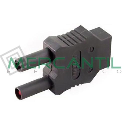Adaptador Entrada 4mm a Tipo K T10 HT INSTRUMENTS