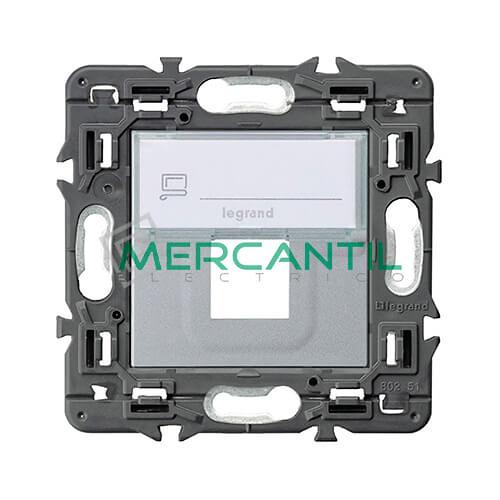 tapa-adaptador-base-individual-rj45-utp-cat6-aluminio-valena-next-legrand-741377