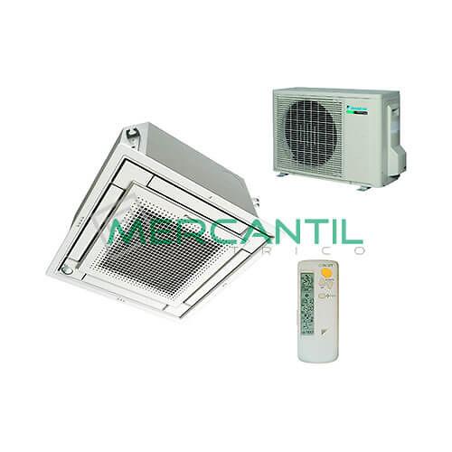 aire-acondicionado-cassette-2.5kw-daikin-fqs25c