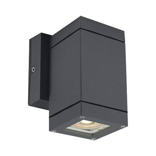 aplique-led-cuadrado-35w-gu10-mr16-superficie-aluminio-antracita-one-light-67130f-an