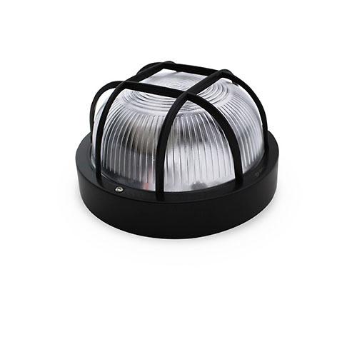 aplique-redondo-pvc-con-rejilla-e27-superficie-difusor-vidrio-negro-ip44-garsaco-0700157