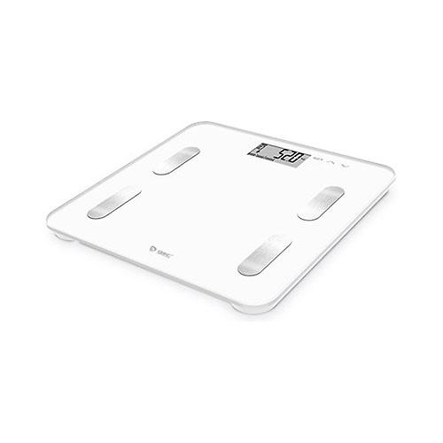 Bascula de baño 4 sensores de precision gran pantalla LCD 74x38mm Smarty GSC
