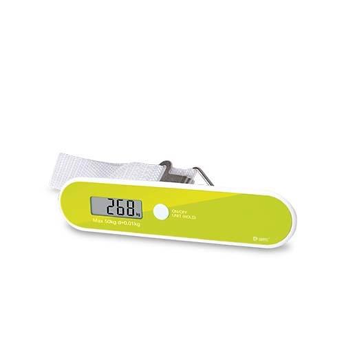 Bascula de viaje alta precision con pantalla LCD Traveler GSC