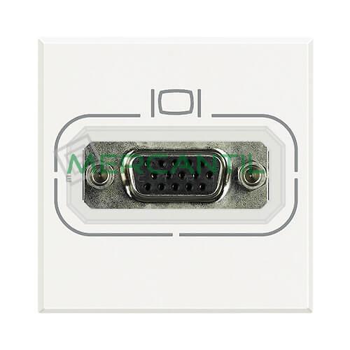 Base VGA HD15 2 Modulos Axolute BTICINO