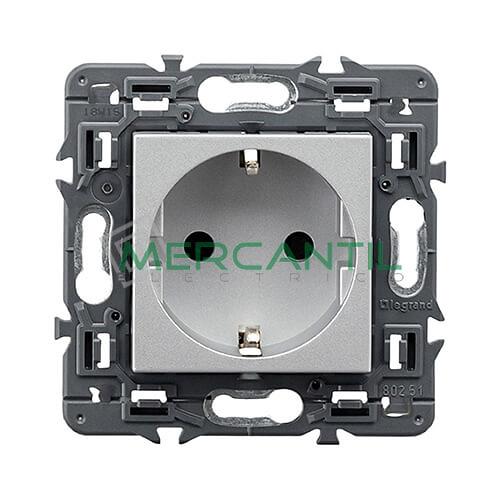 base-corriente-2p-t-aluminio-valena-next-legrand-741321