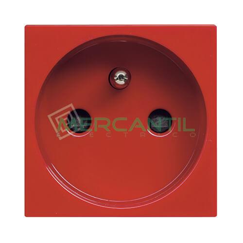 base-enchufe-bipolar-francesa-toma-tierra-espiga-2p-t-16a-circuito-especiales-seguridad-2-modulos-rojo-zenit-niessen-n2287-rj