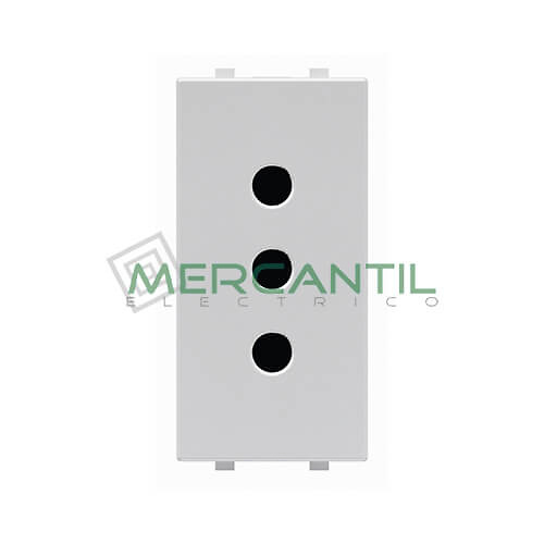 base-enchufe-bipolar-italiana-toma-tierra-2p-t-19-26mm-seguridad-1-modulo-plata-zenit-niessen-n2133.1-pl