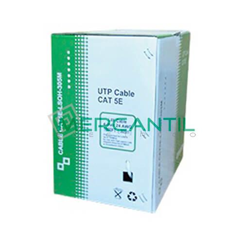 cable-red-rigido-categoria-5e-utp-lsoh-caja-305-metros-kai-network-cau5e-1