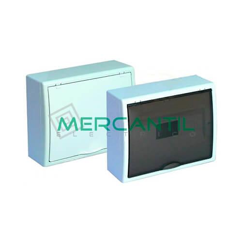 Caja Distribución Superficie hasta 12 Elementos 302x247x104 SOLERA