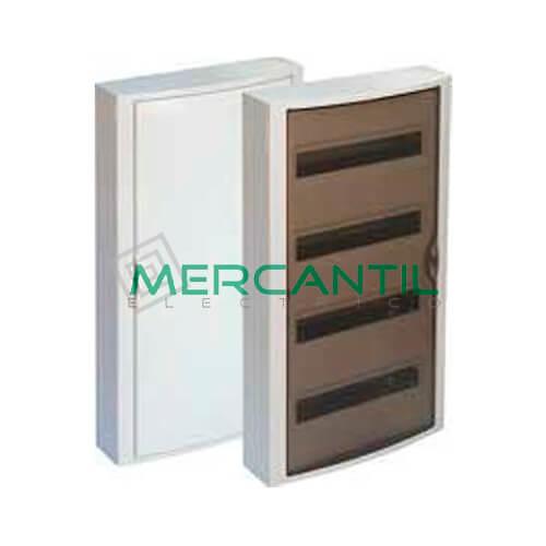 Caja Distribución Superficie hasta 56 Elementos 362x686x104 SOLERA