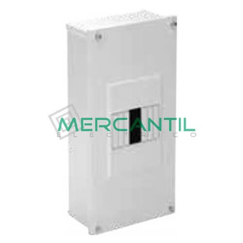 Caja ICP Superficie de 1 a 4 Elementos 63A 125x270x68 SOLERA