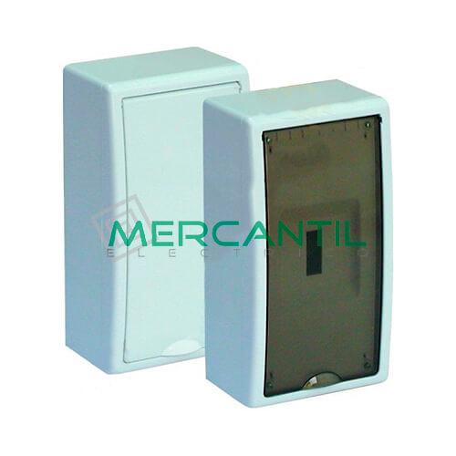 Caja ICP Superficie de 1 a 4 Elementos 63A 165x300x95 SOLERA