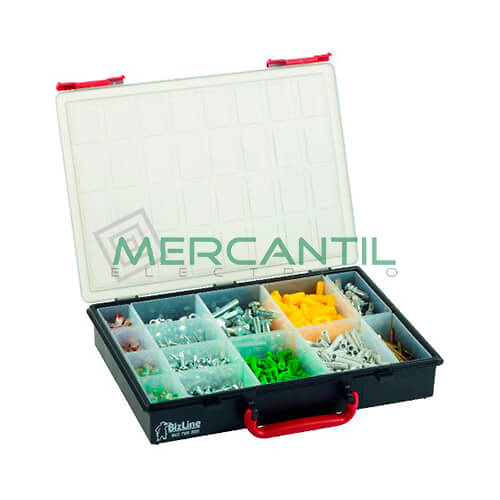 Caja Ordenacion con 14 Compartimientos BIZLINE